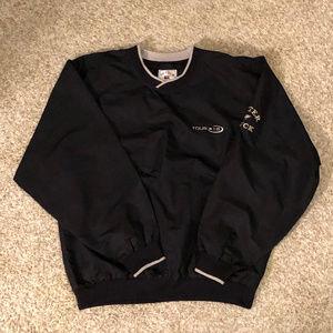 Cutter & Buck Men's Golf Windshirt Pullover L